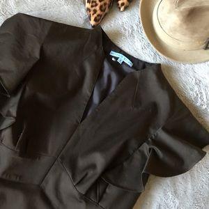 NWOT Antonio Melani Brown Classic Dress